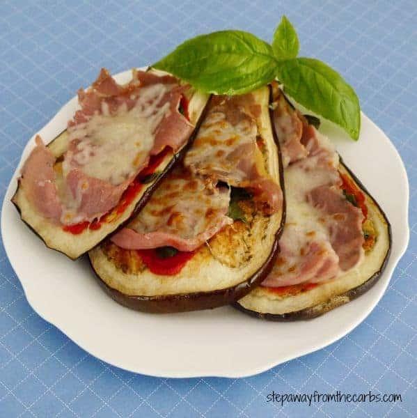 Low carb eggplant recipes
