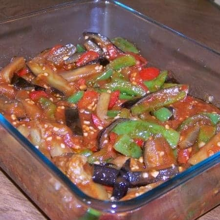 Low carb eggplant recipes