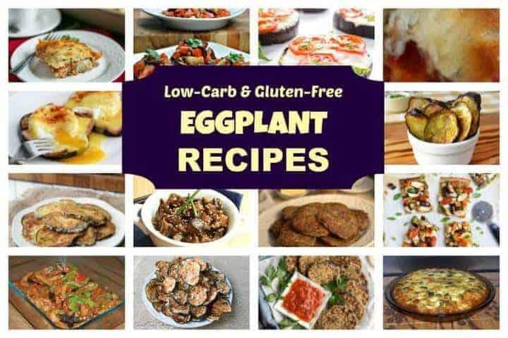 Best Low Carb Eggplant Recipes