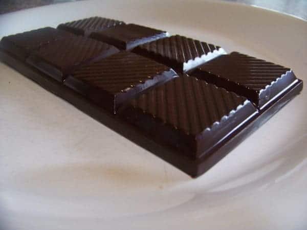 Homemade Low Carb Chocolate Bar
