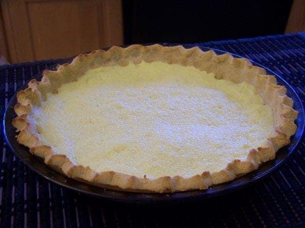 Low Carb Gluten Free Key Lime Pie