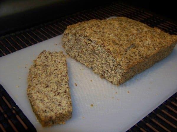 Coconut Flour Flax Bread