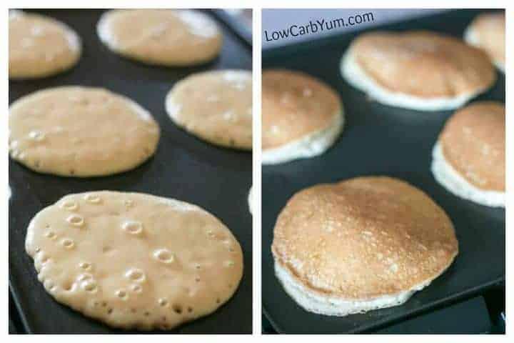 Almond flour pancakes recipes
