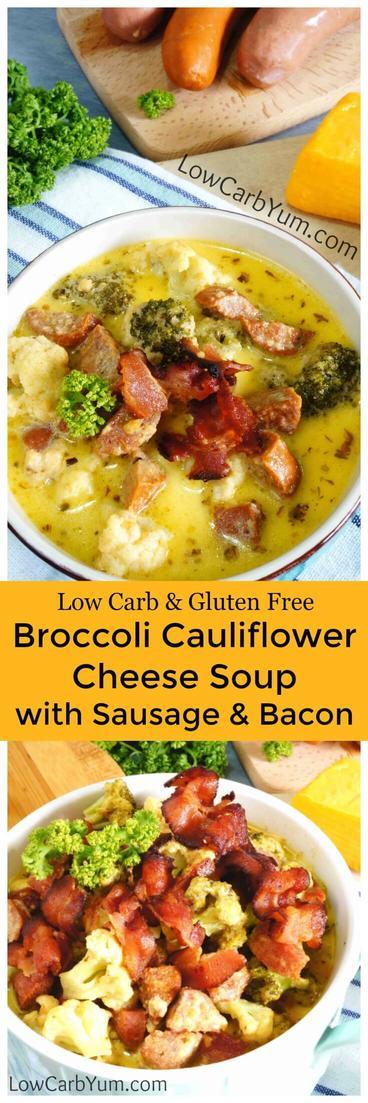 Cauliflower Cheddar Soup Food Network