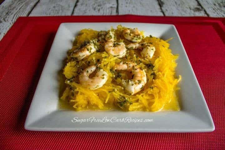 crockpot-shrimp-scampi-plate