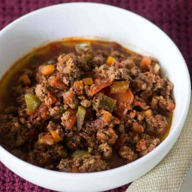 Low carb chili recipes for keto diet