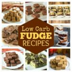 Easy fudge recipes - low carb sugar free