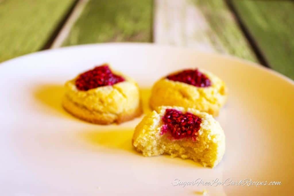 gluten-free-raspberry-thumbprint-cookies-bite