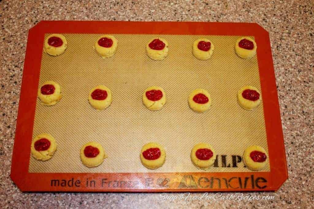 gluten-free-raspberry-thumbprint-cookies-jam-fill