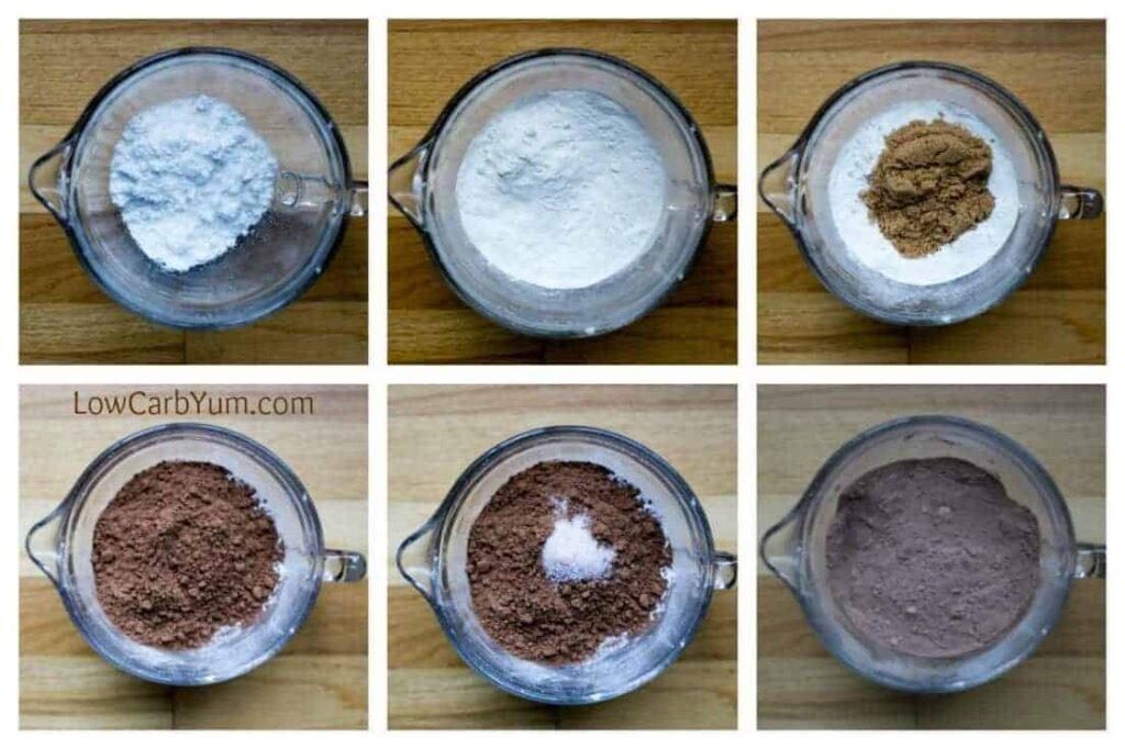 Homemade instant hot chocolate mix recipe - dairy free