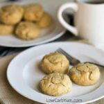 Low carb almond flour biscuits recipe