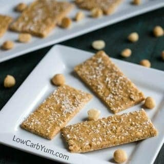 Coconut Macadamia Bars – Breakfast in Five