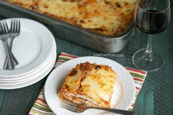 Cabbage lasagna recipe low carb gluten free