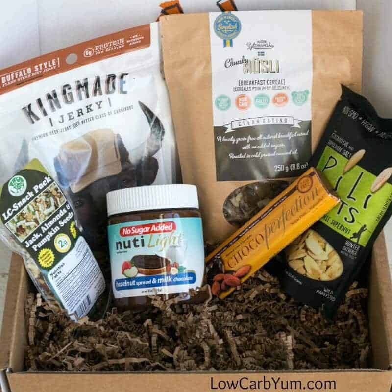 Keto Krate Review – November 2016 Box