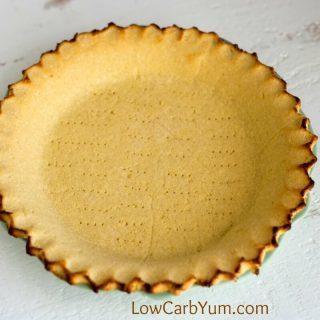 Coconut Flour Pie Crust – Gluten free