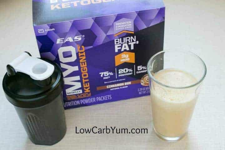 EAS Myoplex Ketogenic Meal Replacment Shakes