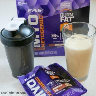 EAS Myoplex Ketogenic Packets for Meal Replacement