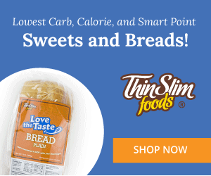 Low carb everything bagels, bread, and snacks