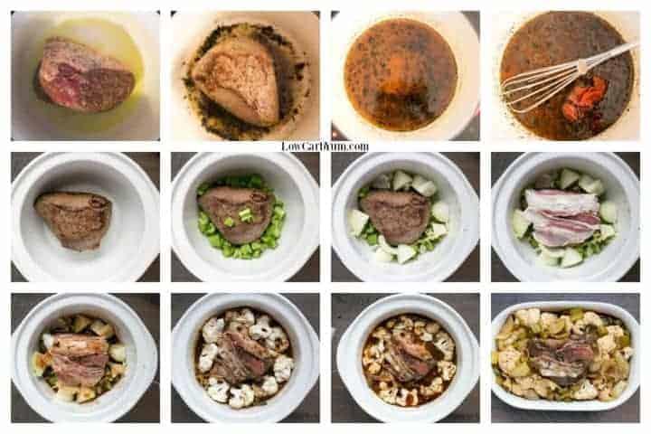 low carb crock pot roast beef