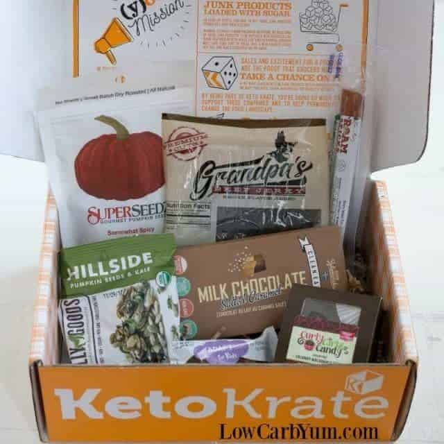Keto Krate review February 2017