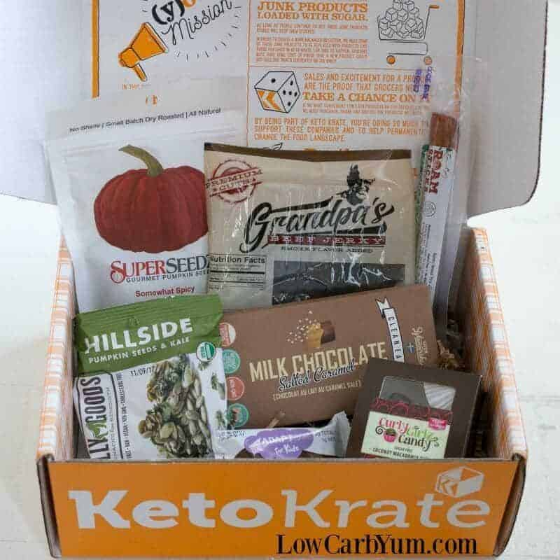 Keto Krate Review for February 2017
