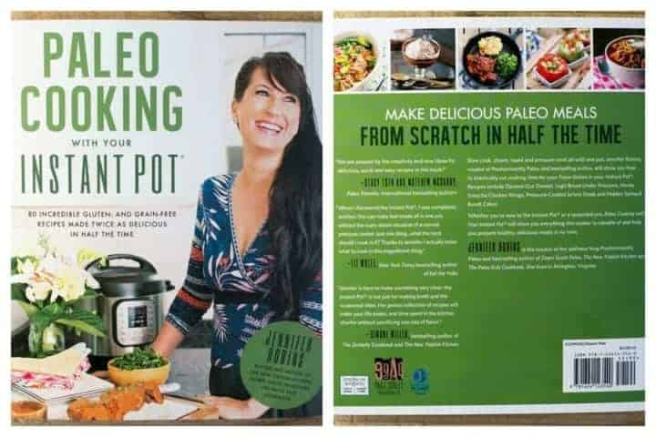 Paleo Cooking with your Instant Pot Cookbook Review