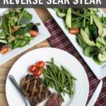 Reverse sear steak butcher box review