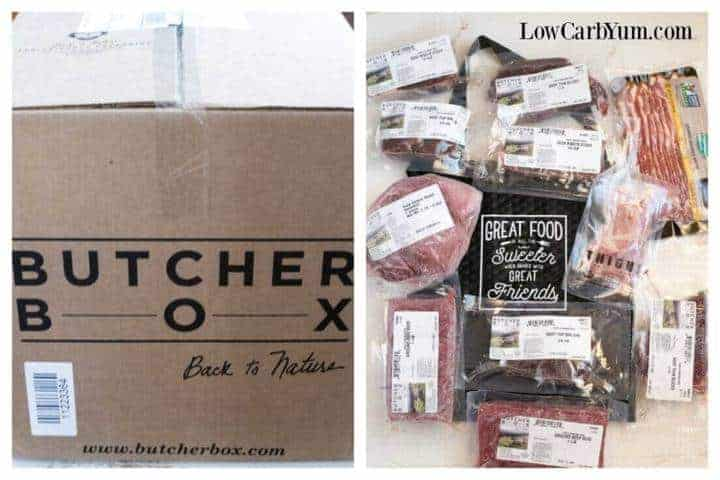Reverse sear steak butcher box review