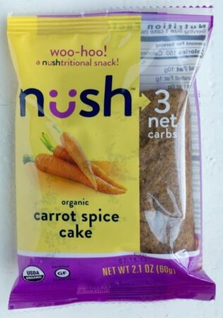 Low carb subscription box nush cake