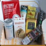 Low carb subscription box square