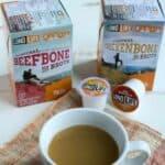 LonoLife bone broth k-cups cover