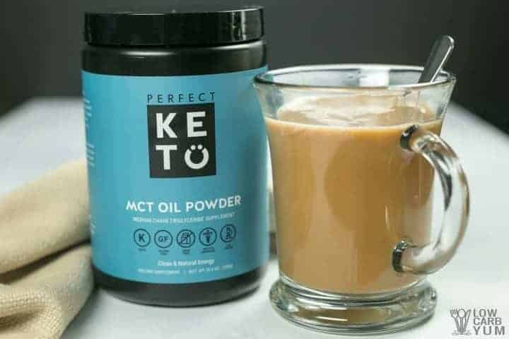 Perfect Keto exogenous ketones BHB salts keto powder - MCT Oil