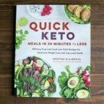 Quick Keto Meals Cookbook Meals in 30 Minutes or Less Review Martina Slajerova