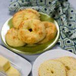 Coconut flour gluten free low carb bagels