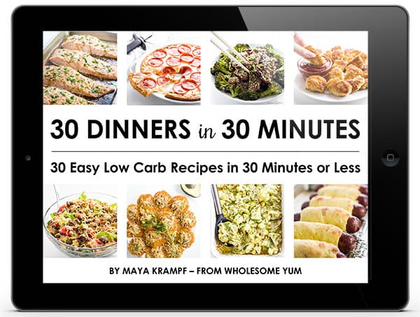 30 Dinners in 30 Minutes