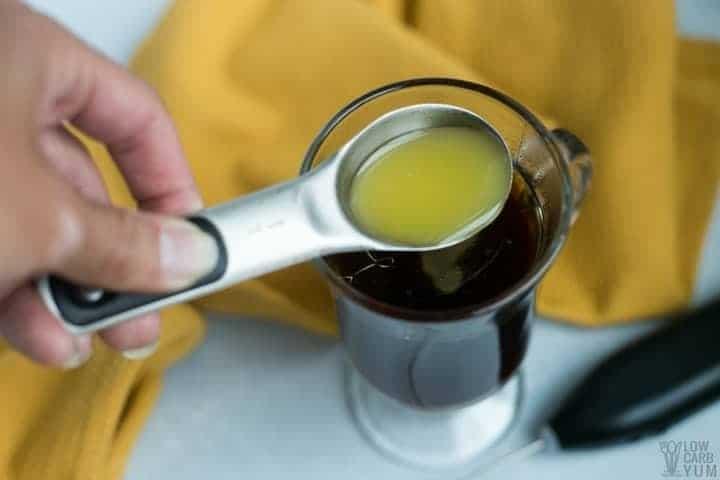 How to make easy keto coffee