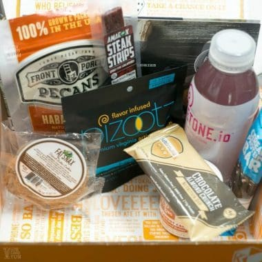 July 2017 Keto Krate Unboxing Review