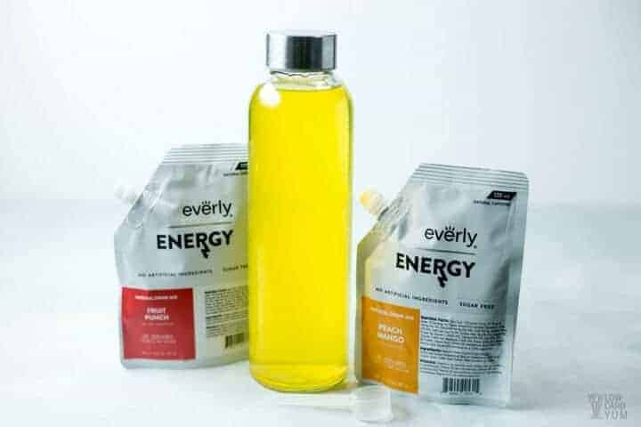 Review of everly low carb energy drink
