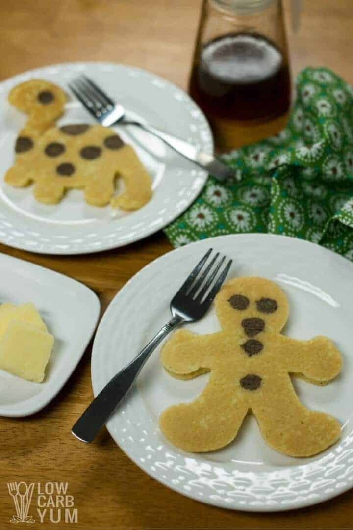 Pancake art making decorative hotcakes the easy way low carb yum making pancake art the easy way ccuart Gallery