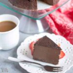 pressure cooker keto chocolate cheesecake