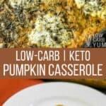 Low Carb Pumpkin Casserole Recipe