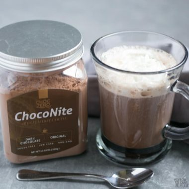 ChocoNite sugar free hot cocoa mix k-cups