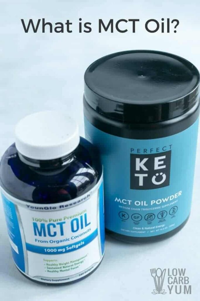 What is MCT Oil and Where does it come from?