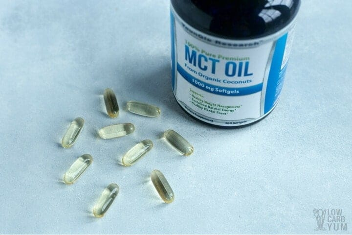 What is MCT oil good for?