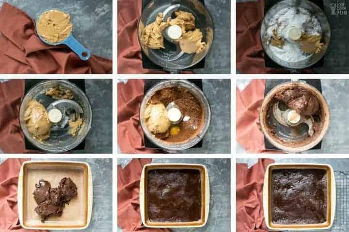 How to make 5 ingredient keto brownies
