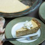 Easy low carb pumpkin cheesecake pie