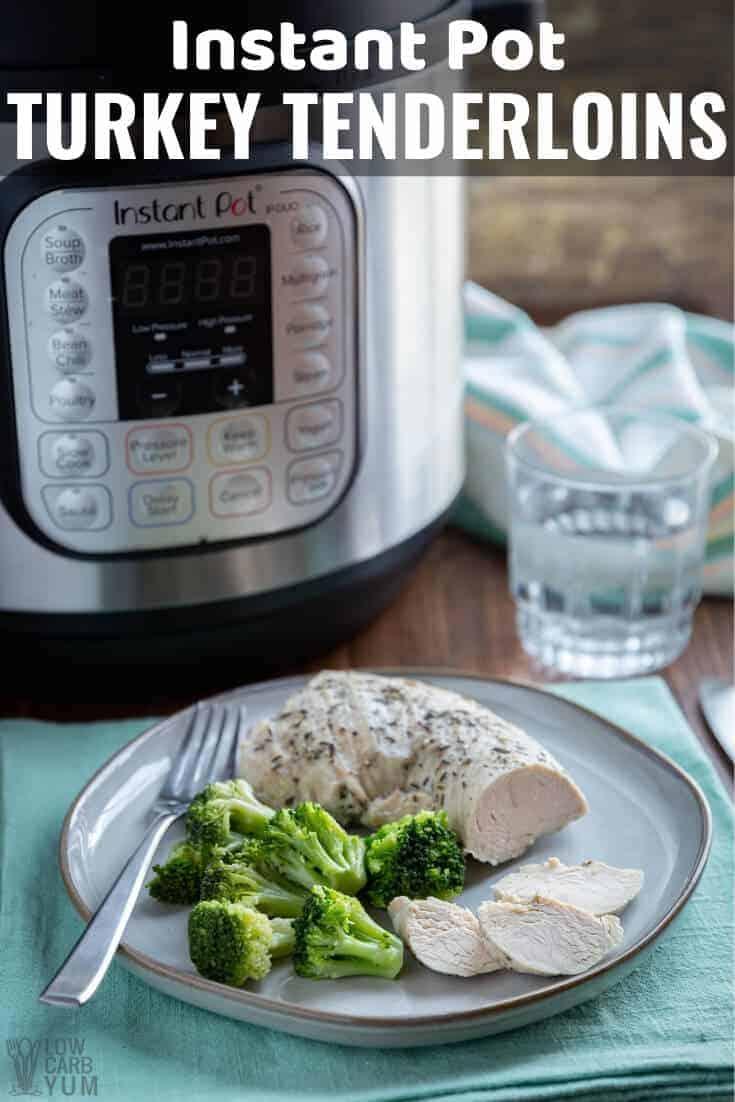 turkey tenderloin instant pot recipe