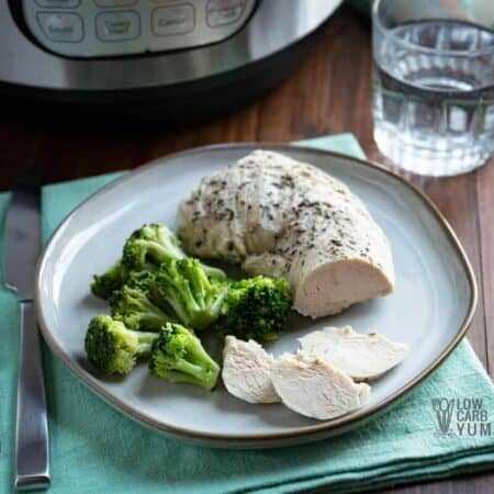turkey tenderloin instant pot