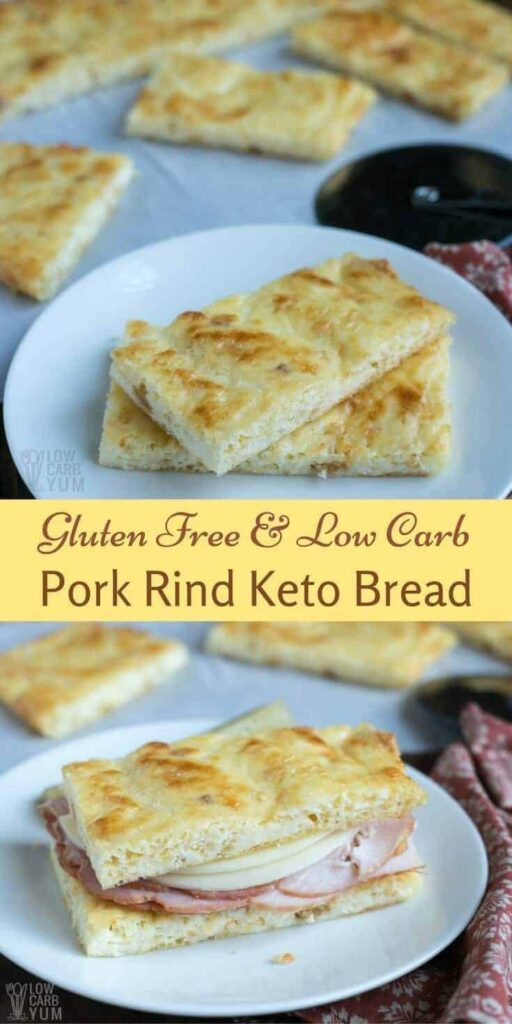 Near zero carb keto bread recipe