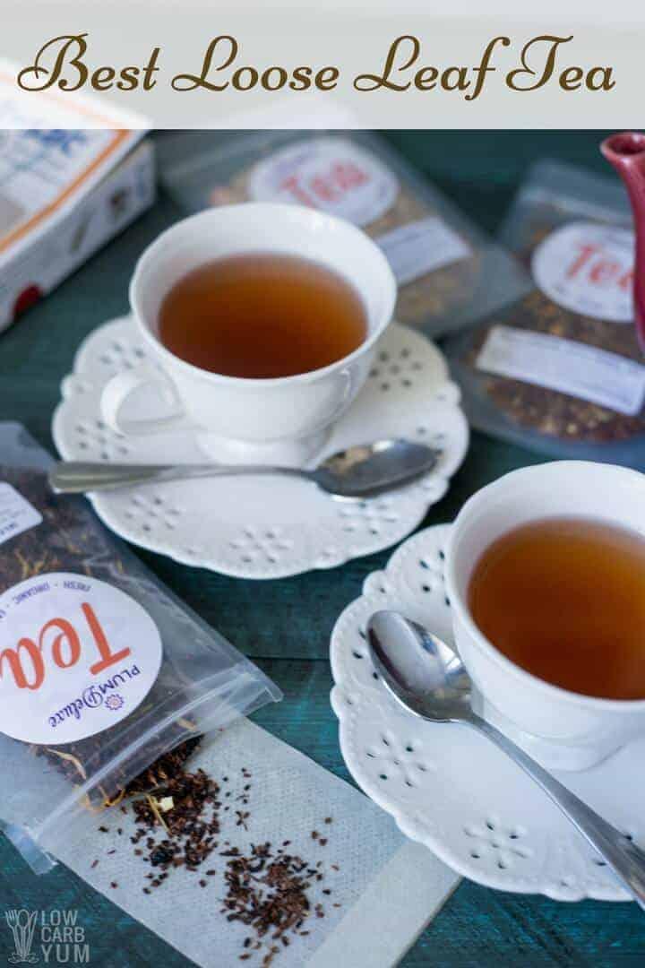 Loose leaf tea brands